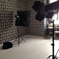 Photo taken at HD Studio by Svetlana S. on 2/2/2014