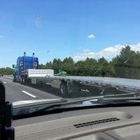 Photo taken at Interstate 81 by Bill B. on 9/6/2013
