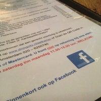 De Eetkamer van de Jordaan (Jetzt geschlossen) – Jordaan – Amsterdam ...