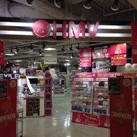Photo taken at HMV ルミネ池袋店 by yashirock on 3/29/2015