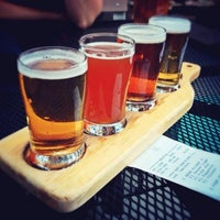 Photo taken at The Noble Pig Brewhouse & Restaurant by Dave S. on 7/13/2013
