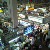 Photo taken at Waroros Market by Surasak P. on 4/22/2013