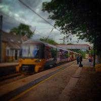 Photo taken at Platform 8 by Chris B. on 7/14/2014