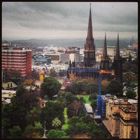 Photo taken at Rydges Melbourne by Chris B. on 6/13/2013