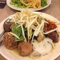 Photo taken at ขนมจีนบุฟเฟ่ต์ ชาวดิน by DonalDuck K. on 11/20/2014