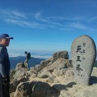Photo taken at 천왕봉 (Chunwang Peak/天王峰) by Haeng-Chul K. on 7/22/2016