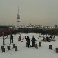 Photo taken at Park Parukářka by Roman S. on 1/27/2013