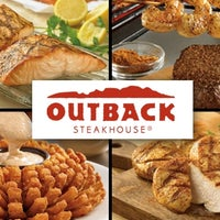 Photo taken at Outback Steakhouse by Carlos M. on 4/18/2013