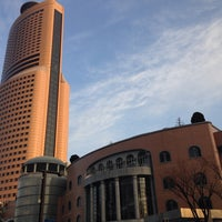Photo taken at Okura Act City Hotel Hamamatsu by Yoshimura K. on 1/28/2014