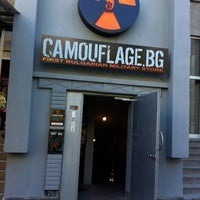 Photo taken at Camouflage.bg by Camouflage.bg on 9/25/2013