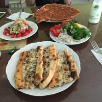 Photo taken at Lezzet Pide & Lahmacun by Süleyman B. on 6/1/2016