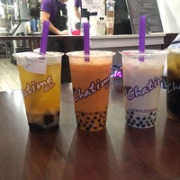 Photo taken at Chatime by VIEWWO O. on 6/14/2016