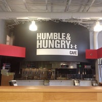 Photo taken at Humble & Hungry Cafe by Bas v. on 5/12/2014