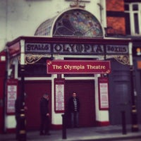 Photo taken at Olympia Theatre by Michelle L. on 5/2/2013