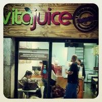 Foto tirada no(a) Vita Juice por Luciano Z. em 10/15/2012