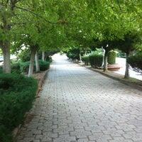 Photo taken at Açık Hava Parkı by Serpil A. on 8/21/2013