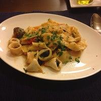 Photo taken at La Spezia ristorante by Татьяна К. on 9/27/2013