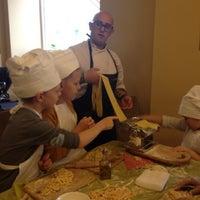 Photo taken at La Spezia ristorante by Татьяна К. on 9/23/2013
