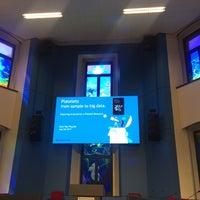 Photo taken at Bestuursgebouw Universiteit Maastricht by Ana K. on 7/5/2017