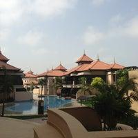 6/16/2013 tarihinde Dan C.ziyaretçi tarafından Anantara The Palm Dubai Resort'de çekilen fotoğraf