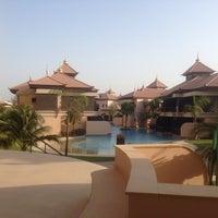 9/11/2013 tarihinde Dan C.ziyaretçi tarafından Anantara The Palm Dubai Resort'de çekilen fotoğraf