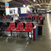Photo taken at Terminal Rodoviário de Taubaté by Raphael B. on 5/3/2013
