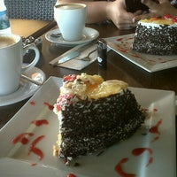 Photo taken at Coffee İstanbul by Burcu S. on 5/5/2013