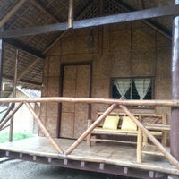 Big bam boo beach resort city of sipalay negros occidental for Giant city lodge cabins