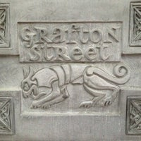 Photo taken at Grafton Street Pub by David H. on 5/15/2013