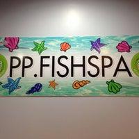Photo taken at PP Fish Spa ศรีนครแฟชั่น by Pattaraporn N. on 4/17/2013