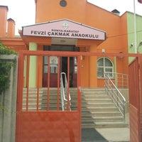 Photo taken at Fevzi Çakmak Anaokulu by Fatih Mert G. on 5/29/2013