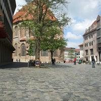 Photo taken at Schlossrestaurant Reichenschwand by Francisco F. on 4/20/2013