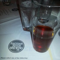 Photo taken at Raccoon River Brewing Company by Marco E. on 5/24/2013