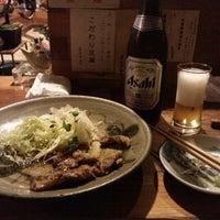Photo taken at たけお by appleman on 6/5/2014