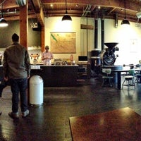 Photo taken at Heart Coffee Roasters by Dayn W. on 1/19/2013