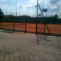 Photo taken at Tennis Club Peseggia by Giancarlo T. on 5/8/2013