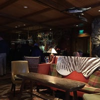 Photo taken at Lake Placid Lodge by Joey J. on 3/22/2015