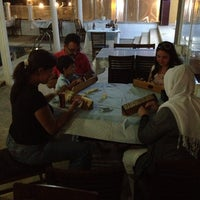 Photo taken at Yasmin Otel Havuz Başı Restaurant by Başabela_kedi on 8/9/2013