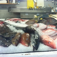Photo taken at Bowie Seafood by Chad D. on 7/25/2013