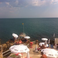 Photo taken at Sapore di Mare by Kapidani N. on 7/5/2013