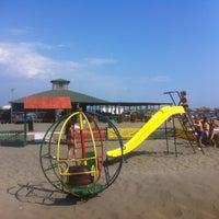 Photo taken at Tampico Playgraund by Kapidani N. on 6/30/2013