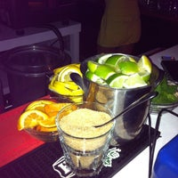 Photo taken at Ακρωτήριο Lounge Beach Bar by Emilia K. on 8/3/2013