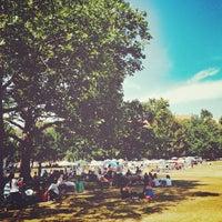 Das Foto wurde bei Thaiwiese im Preußenpark von Nils Wiemer W. am 7/27/2013 aufgenommen
