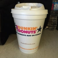 Photo taken at Dunkin Donuts by Cassaundra W. on 5/24/2016
