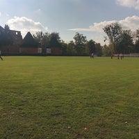 Photo taken at Kisvárda by Tamas K. on 10/18/2014