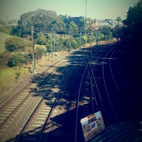Photo taken at South Yarra by Annette W. on 1/3/2017
