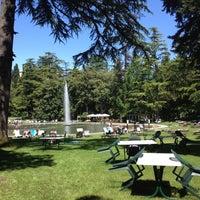 Photo taken at Parco Termale Villa dei Cedri by Luisa R. on 5/12/2013