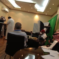Photo taken at Al Bustan Hotel by Osama A. on 4/18/2013