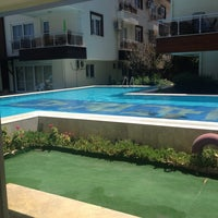 Photo taken at Zarapark Attalos Havuz by ArkıN .. on 7/6/2014