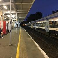 Photo taken at Penge East Railway Station (PNE) by Jack G. on 5/16/2017